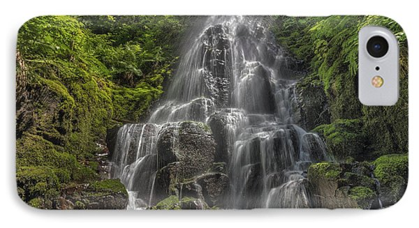Fairy Falls On A Sunny Day Phone Case by David Gn