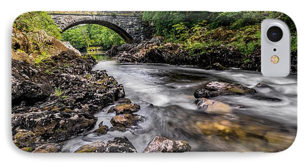 Fairy Glen Bridge IPhone Case