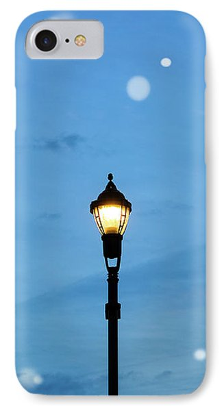 Fairy Light IPhone Case by Colleen Kammerer