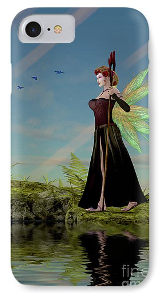 Fairy Lillith By Pond IPhone Case