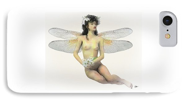 Fairy Luck IPhone Case by Quim Abella