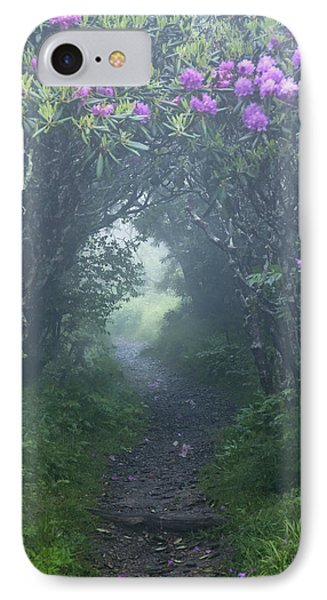 Fairy Path IPhone Case by Rob Travis