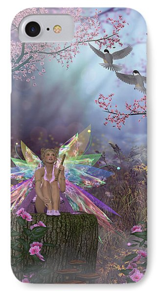 Fairy Patricia IPhone Case