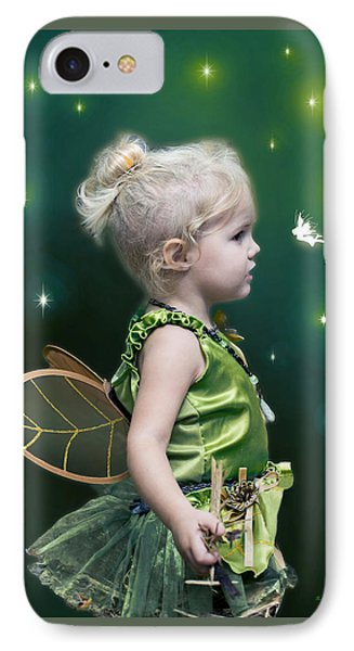 Fairy Princess Phone Case by Brian Wallace