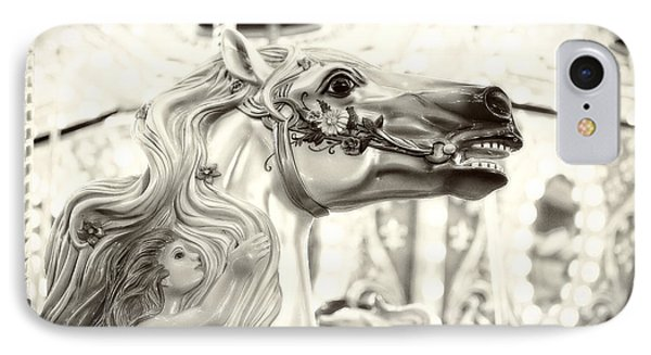 IPhone Case featuring the photograph Fairy Steed by Caitlyn  Grasso
