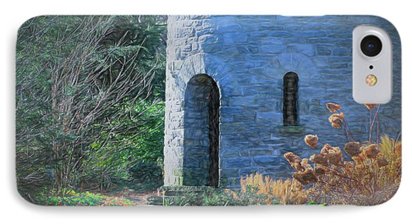Fairy Tale Tower IPhone Case by Patrice Zinck