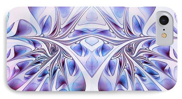 IPhone Case featuring the digital art Fairy Wings by Jutta Maria Pusl