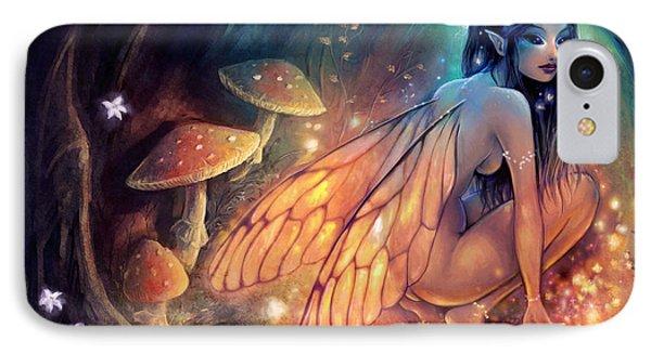 Fairydust Nest Phone Case by Caroline Jamhour
