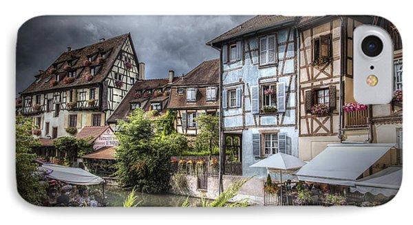 Fairytale Colmar, France IPhone Case by Sandra Rugina