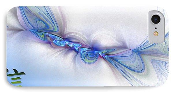 Faith IPhone Case by Sandra Bauser Digital Art