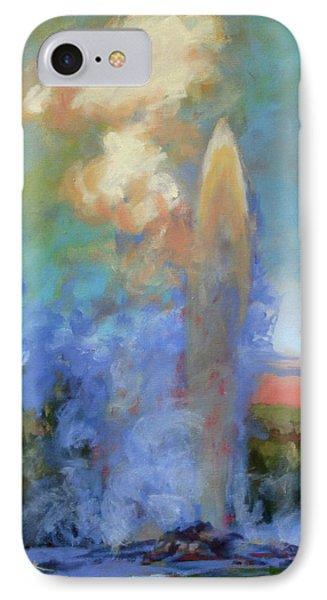 Faithful Phone Case by Carol Strickland
