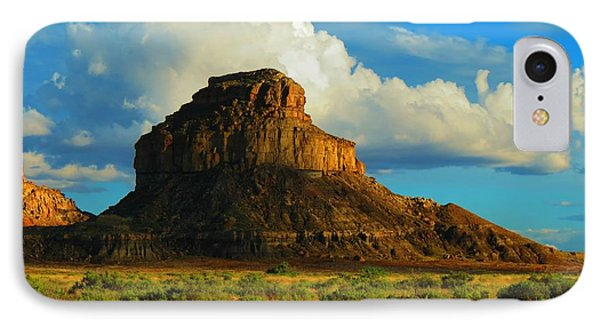 Fajada Butte At Days End IPhone Case by Feva Fotos