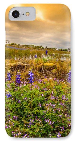Zapata Falcon Lake 2 IPhone Case