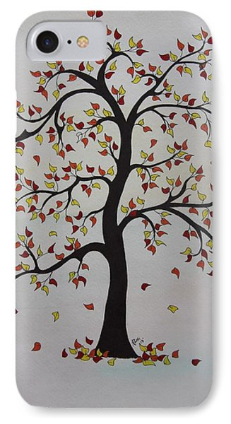 Fall 2 IPhone Case