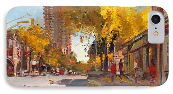 Fall 2010 Canada IPhone Case by Ylli Haruni