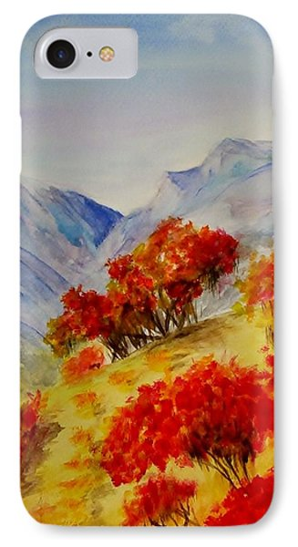 Fall Color IPhone Case by Jamie Frier