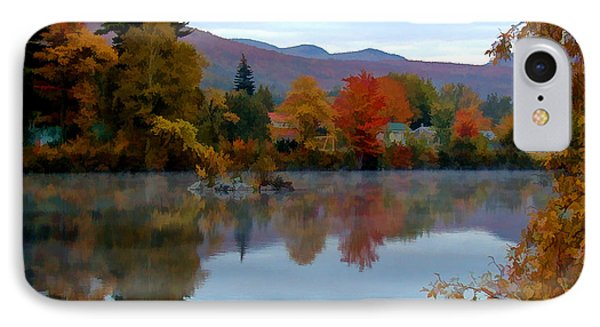 Fall Colors IPhone Case by Dan McManus