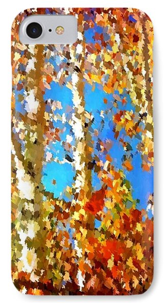 Fall Colors IPhone Case by Sarah Jane Thompson