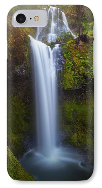 IPhone Case featuring the photograph Fall Creek Falls by Darren White