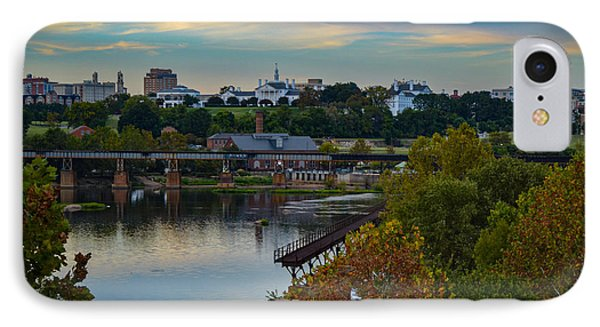 Fall Evening In Richmond IPhone Case