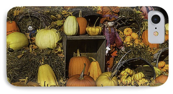 Fall Farm Stand IPhone Case by Garry Gay