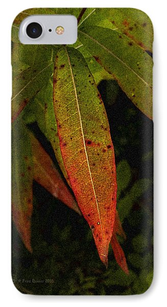 Fall Fireweed 1 IPhone Case