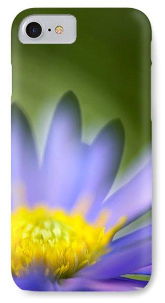 Fall Flower Phone Case by Silke Magino