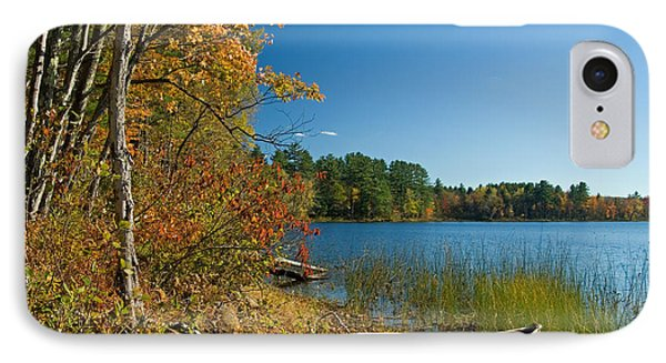 IPhone Case featuring the photograph Fall Fun by Alana Ranney