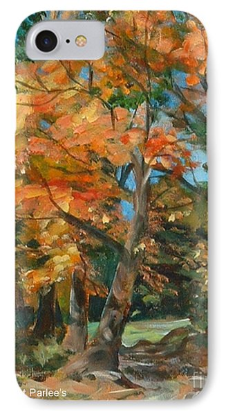 Fall Glory IPhone Case