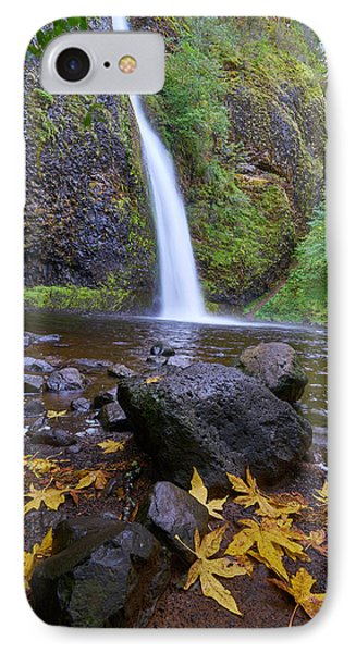 Fall Gorge IPhone Case by Jonathan Davison