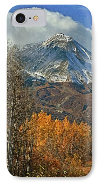 Fall In British Columbia IPhone Case by Marty Koch