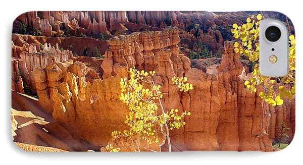Fall In Bryce Canyon Phone Case by Marty Koch