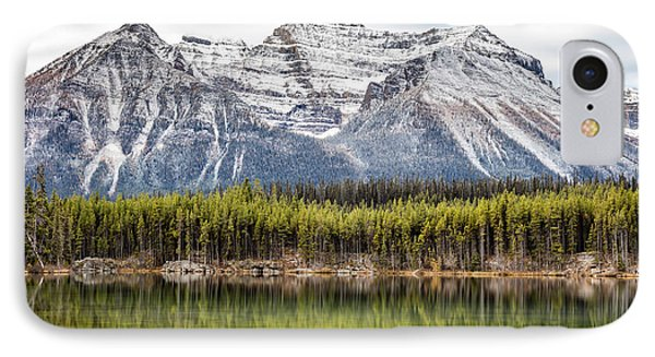 IPhone Case featuring the photograph Fall In The Canadian Rockies by Pierre Leclerc Photography