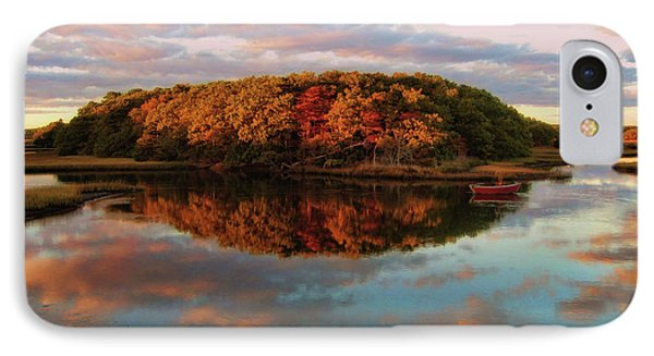 Fall In Wellfleet IPhone Case