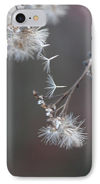 IPhone Case featuring the photograph Fall - Macro by Jeff Burgess