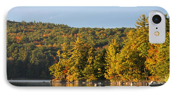 Fall Reflection Phone Case by Michael Mooney
