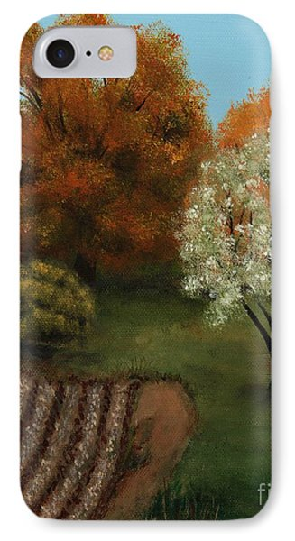 Fall Rendezvous IPhone Case