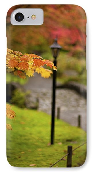 Fall Serenity Phone Case by Mike Reid