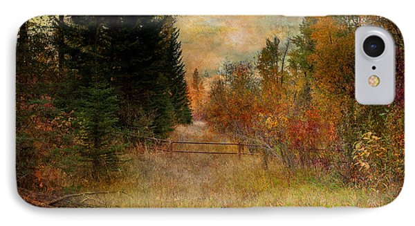 IPhone Case featuring the photograph Fall Tradition by Fran Riley