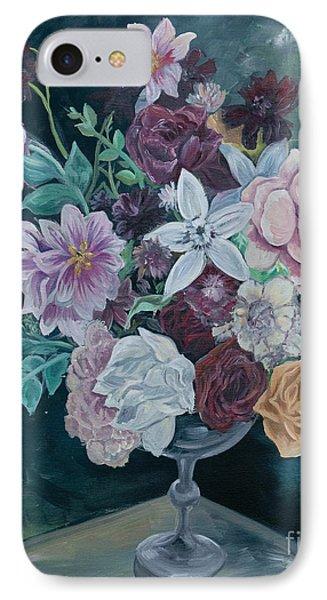 Fall Vase Phone Case by Jana Goode