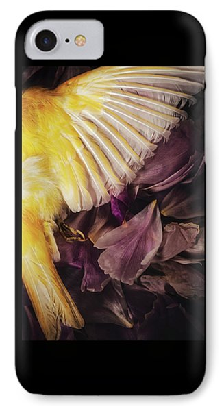 IPhone Case featuring the photograph Fallen by Amy Weiss