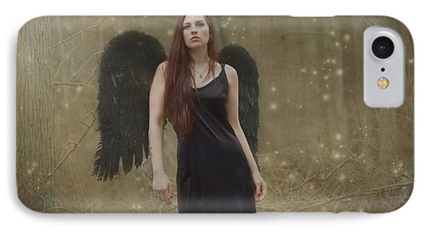 Fallen Angel IPhone Case by Brian Hughes