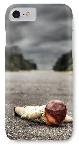 Fallen Doll IPhone Case