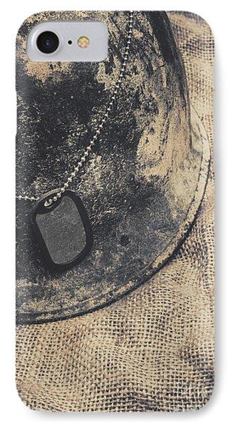 Fallen Heroes IPhone Case by Jorgo Photography - Wall Art Gallery