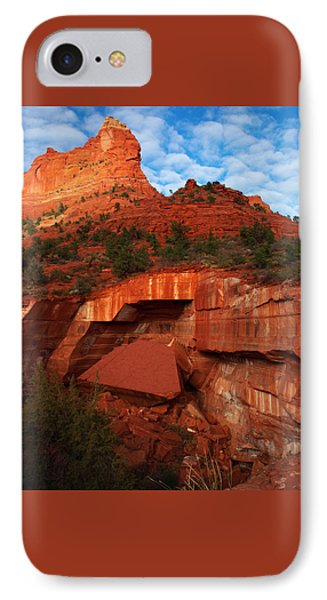 IPhone Case featuring the photograph Fallen by James Peterson