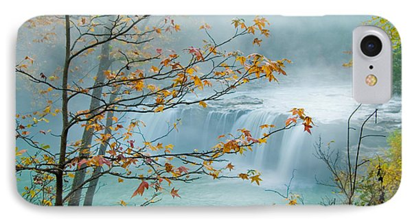 Falling Falls IPhone Case