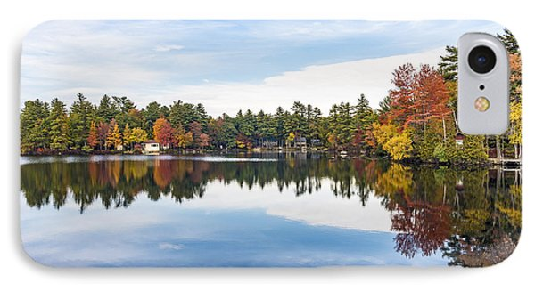 IPhone Case featuring the photograph Falling For New Hampshire by Anthony Baatz