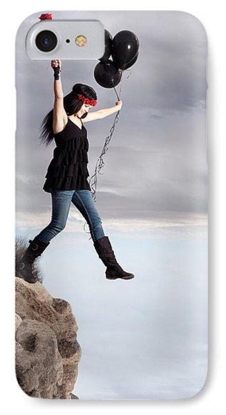 Falling In Love Phone Case by Cindy Singleton