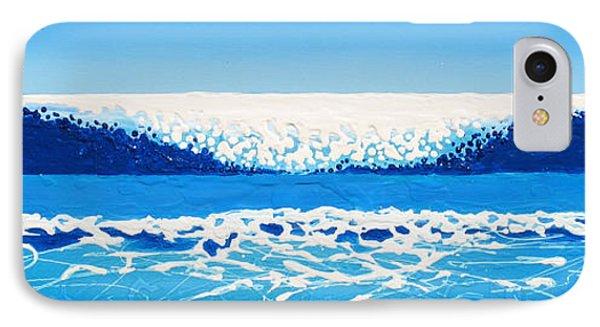 Falling Sea IPhone Case