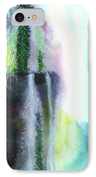 Falling Waters 1 IPhone Case